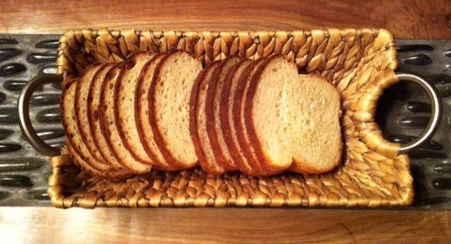 Pain de mie – Sandwich Bread