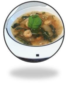 Healthier Soups