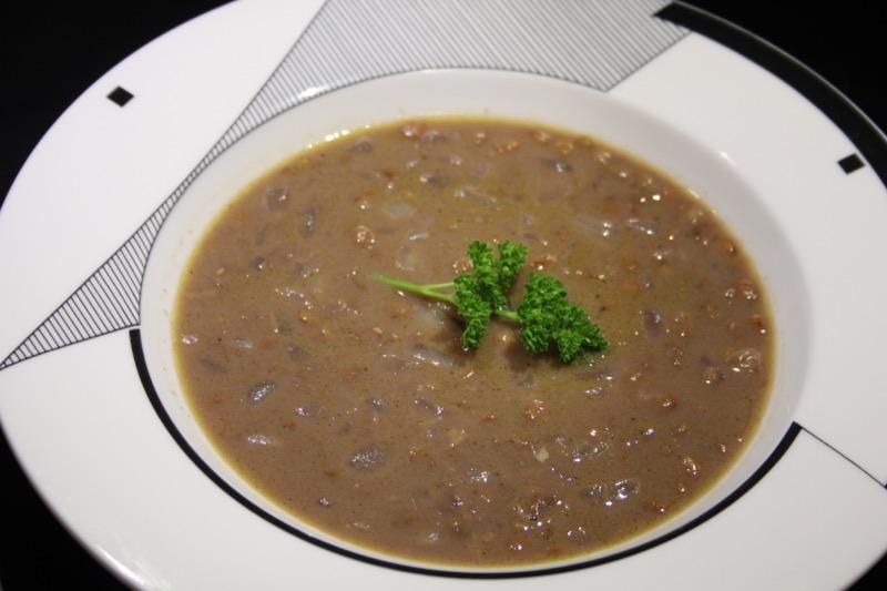 Soupe épicée aux lentilles – Spicy Lentil Soup