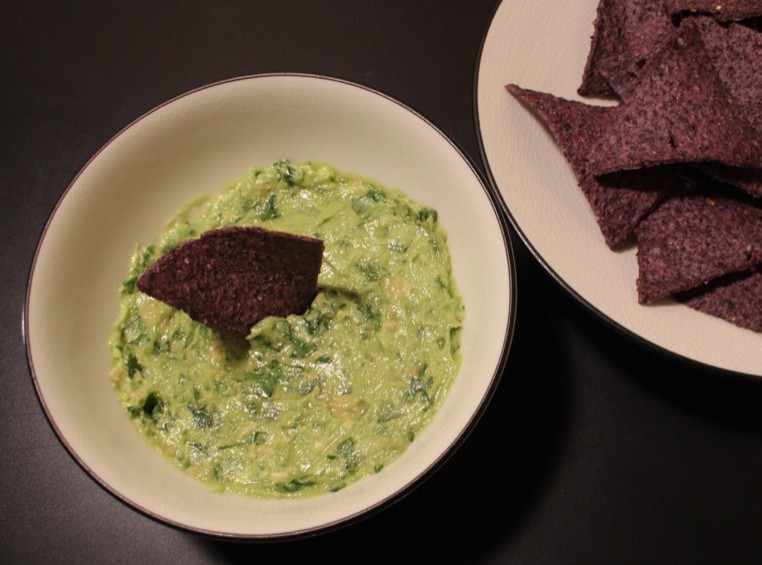 guac&chips
