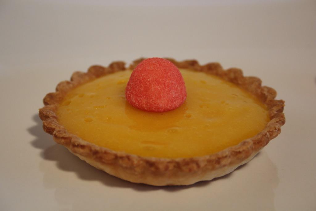 Tartelettes à la mangue – Individual Mango tarts