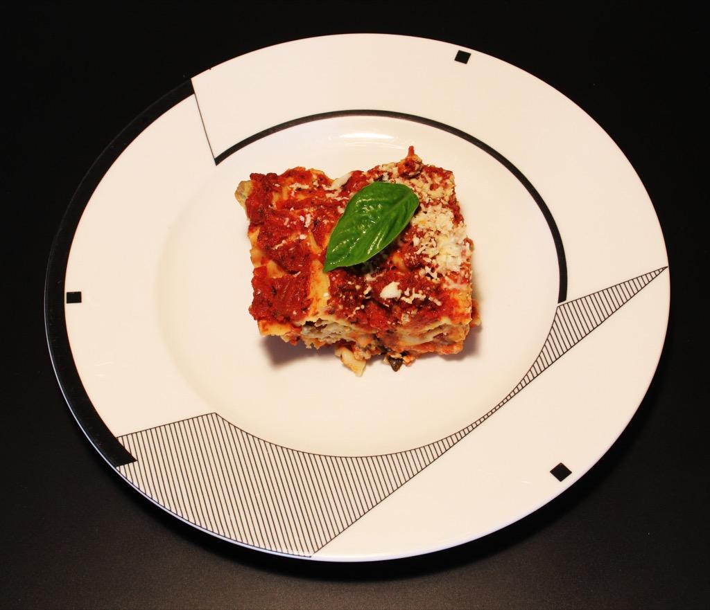 Lasagnes légères – Healthier lasagnas
