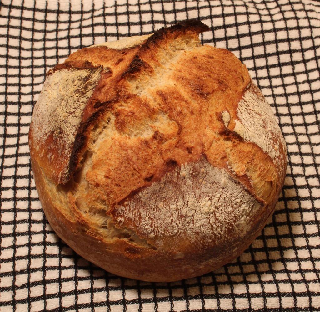 Mon pain au levain