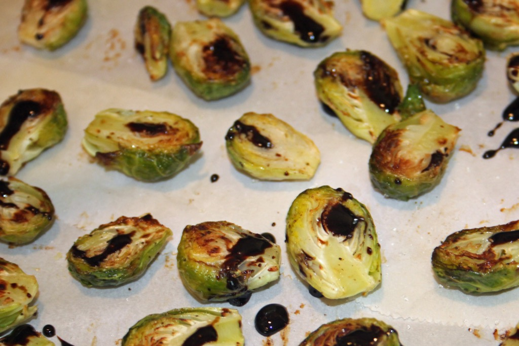 Vive les choux de Bruxelles  – You'll love Brussel sprouts